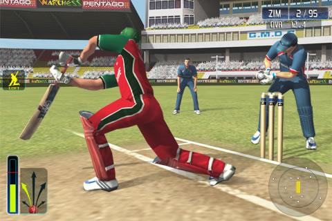 Cricvision Cricket WorldCup Fever